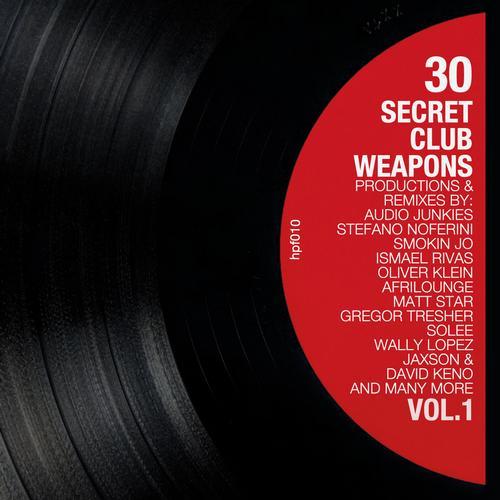 Album Art - 30 Secret Club Weapons, Vol. 1