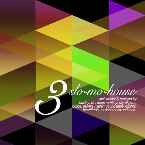 Album Art - Slo-Mo-House Vol. 3