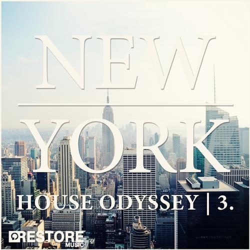 Album Art - New York House Odyssey, Vol. 3