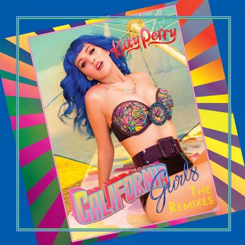 Album Art - California Gurls - The Remixes