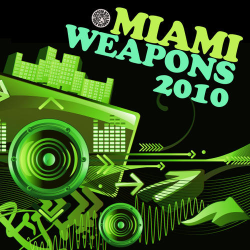 Album Art - Miami Weapons 2010 (Part 2)
