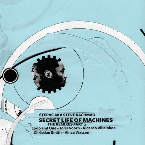 Album Art - Secret Life Of Machines The Remixes Part 2