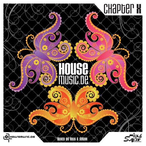 Album Art - Housemusic.de Chapter X By Milk & Sugar