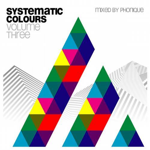 Album Art - Systematic Colours Volume 3