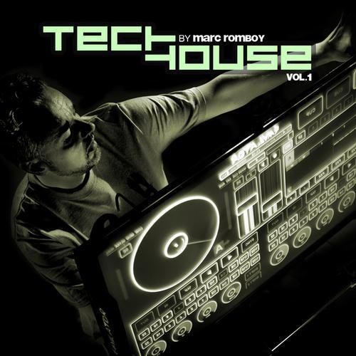 Album Art - Tech House Volume 1 By Marc Romboy