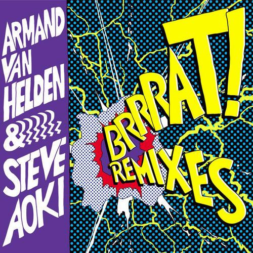 Album Art - Brrrat! Remixes