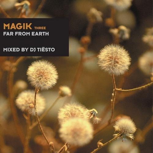 Album Art - Magik Three - Far From Earth