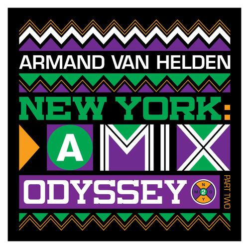 Album Art - New York: A Mix Odyssey Part 2
