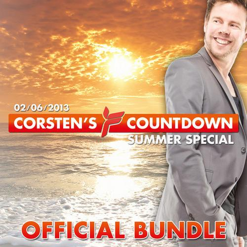 Album Art - Ferry Corsten presents Corsten's Countdown Summer Special 2013