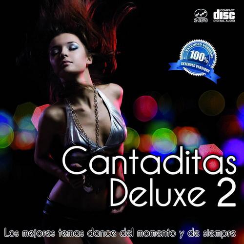 Album Art - Cantaditas De Luxe Volume 2 (CD 2 History)