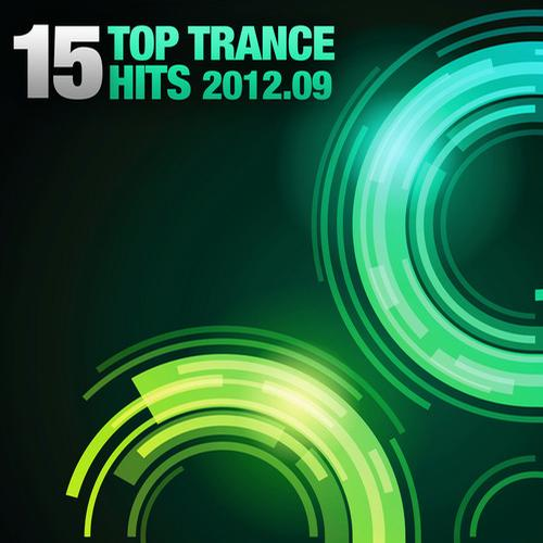 Album Art - 15 Top Trance Hits 2012-09