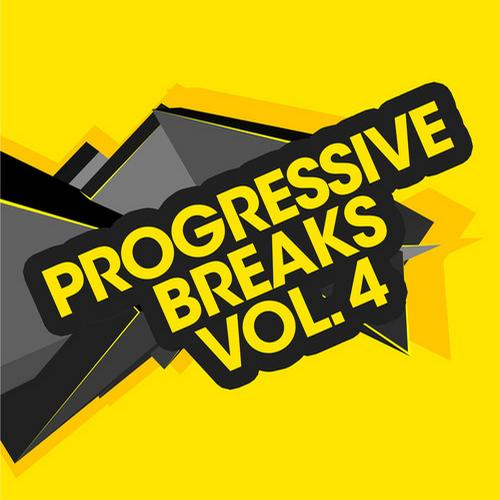 Album Art - Progressive Breaks, Vol. 4