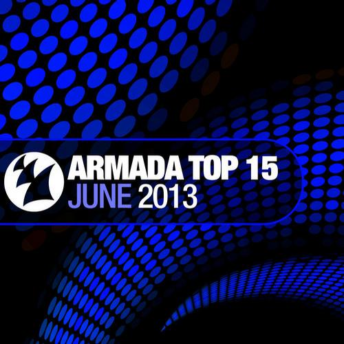 Album Art - Armada Top 15 - June 2013