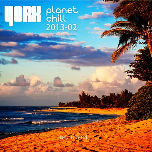 Album Art - Planet Chill 2013-02 - Compiled By York