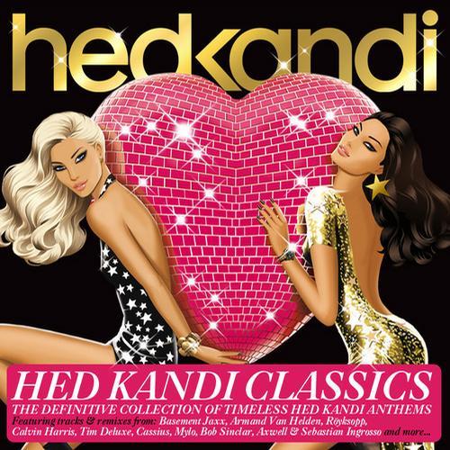 Album Art - Hed Kandi Classics Vol. 2