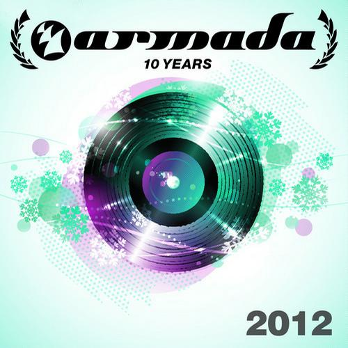 Album Art - 10 Years Armada: 2012