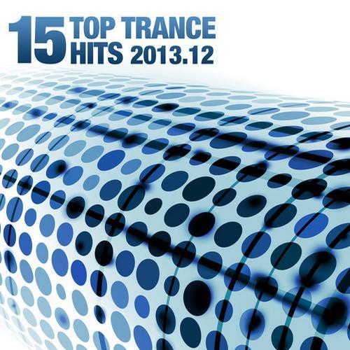 15 Top Trance Hits 2013.12 Album Art