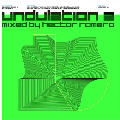 Album Art - Undulation 3