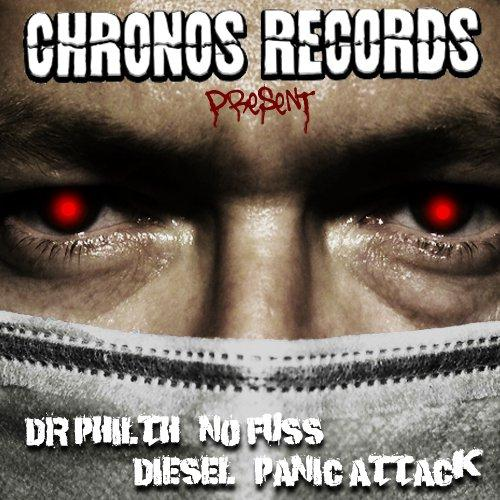 Album Art - Panic Attack