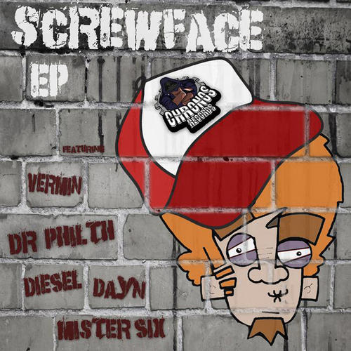 Album Art - The Screwface EP