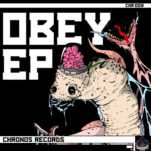 Album Art - Obey EP