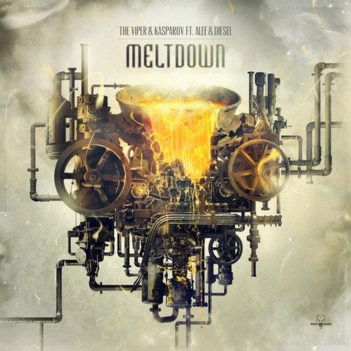 Album Art - Meltdown E.P.