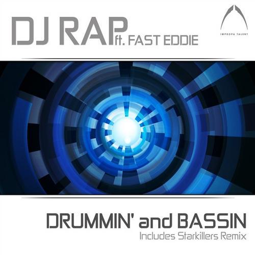 Album Art - Drummin' n Bassin'