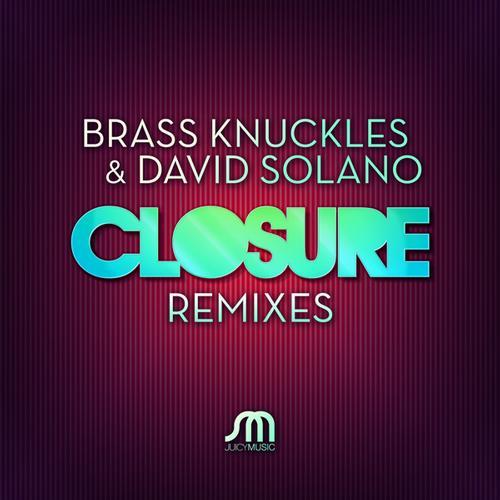 Album Art - Closure Remixes