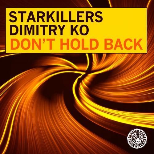 Album Art - Don't Hold Back