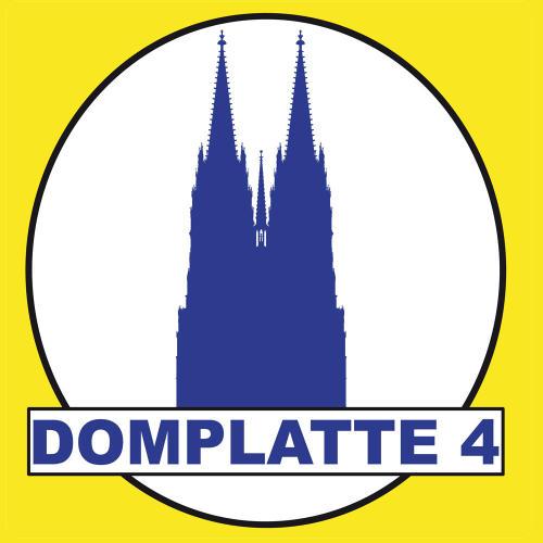 Album Art - Domplatte 4 (Die M8 Am Rhein)