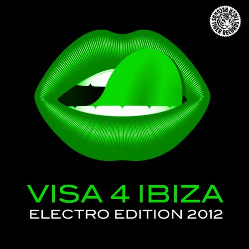 Album Art - Visa 4 Ibiza (Electro Edition 2012)