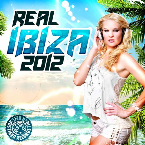 Album Art - Real Ibiza 2012
