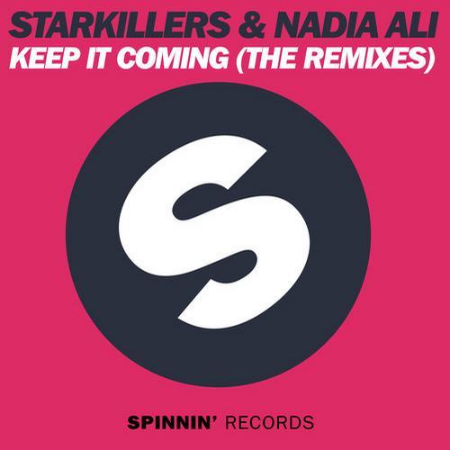 Album Art - Keep It Coming (The Remixes)