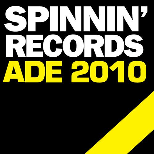 Album Art - Spinnin Records ADE 2010