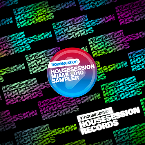Album Art - Housesession Miami Sampler 2010 - Part 2