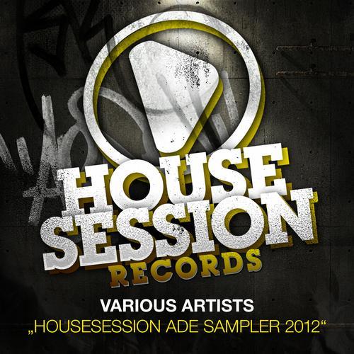 Album Art - Housesession ADE Sampler 2012