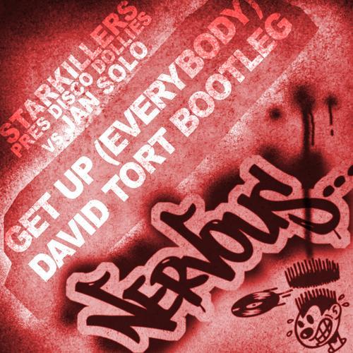 Album Art - Starkillers Pres Disco Dollies Vs Jan Solo - Get Up (David Tort Bootleg)