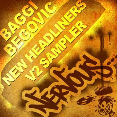 Album Art - New Headliners Volume 2 Sampler
