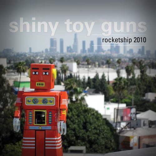 Album Art - Rocketship 2010