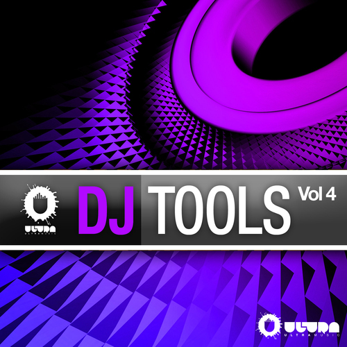 Album Art - DJ Tools, Volume 4