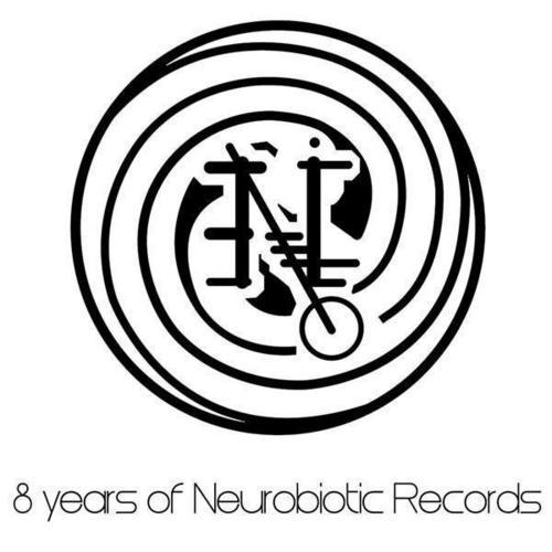 8 Years Of Neurobiotic Records Album Art