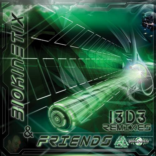 Album Art - I3D3 the Remixes