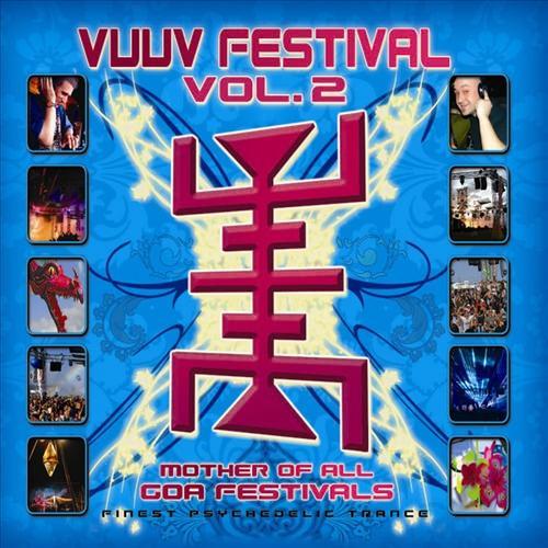 VuuV Festival Volume 2 - Full On Album Art