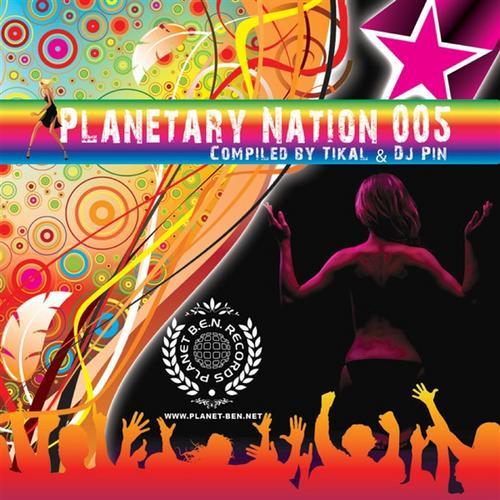 Album Art - Planetary Nation 005 - Full On