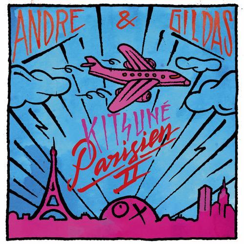 Kitsune Parisien ii (Deluxe Edition) Album Art