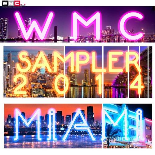 WMC Sampler 2014 Miami Album Art
