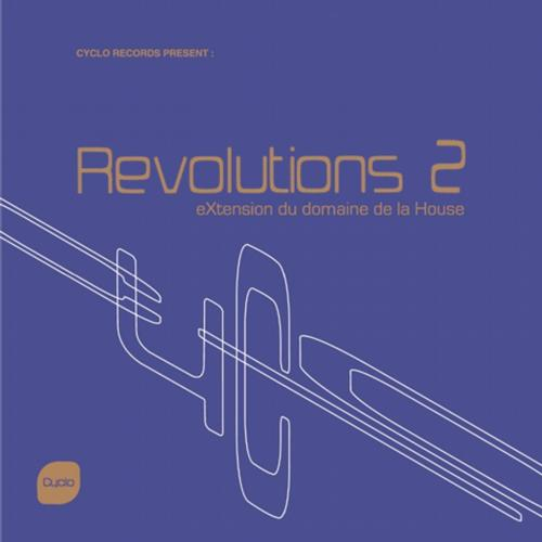 Album Art - Revolutions 2 (Extension du domaine de la house)