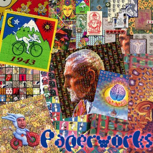 Paperworks Album Art