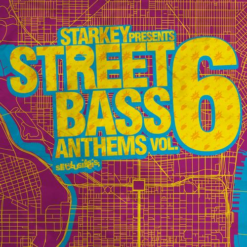 Album Art - Starkey Presents Street Bass Anthems Vol. 6
