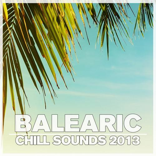 Album Art - Balearic Chill Sounds 2013